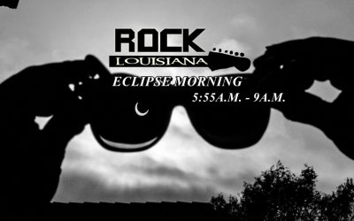 The Day is Finally Here Rock Music Fans and NASA decided to help us….Solar Eclipse 2017