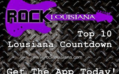 Rock Louisiana Countdown Show – Top Ten Show 1
