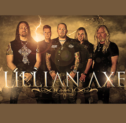 LILLIAN AXE Will Be At ROX in Cypress Bayou Casino This Saturday Take a Look…